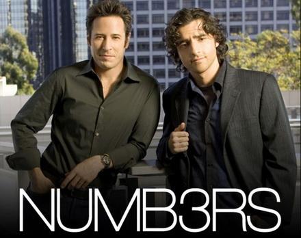 Un drama matem  225 tico-policiaco-familiar   Numbers Tv Show